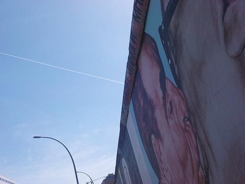 Il cielo sopra (il muro di) Berlino