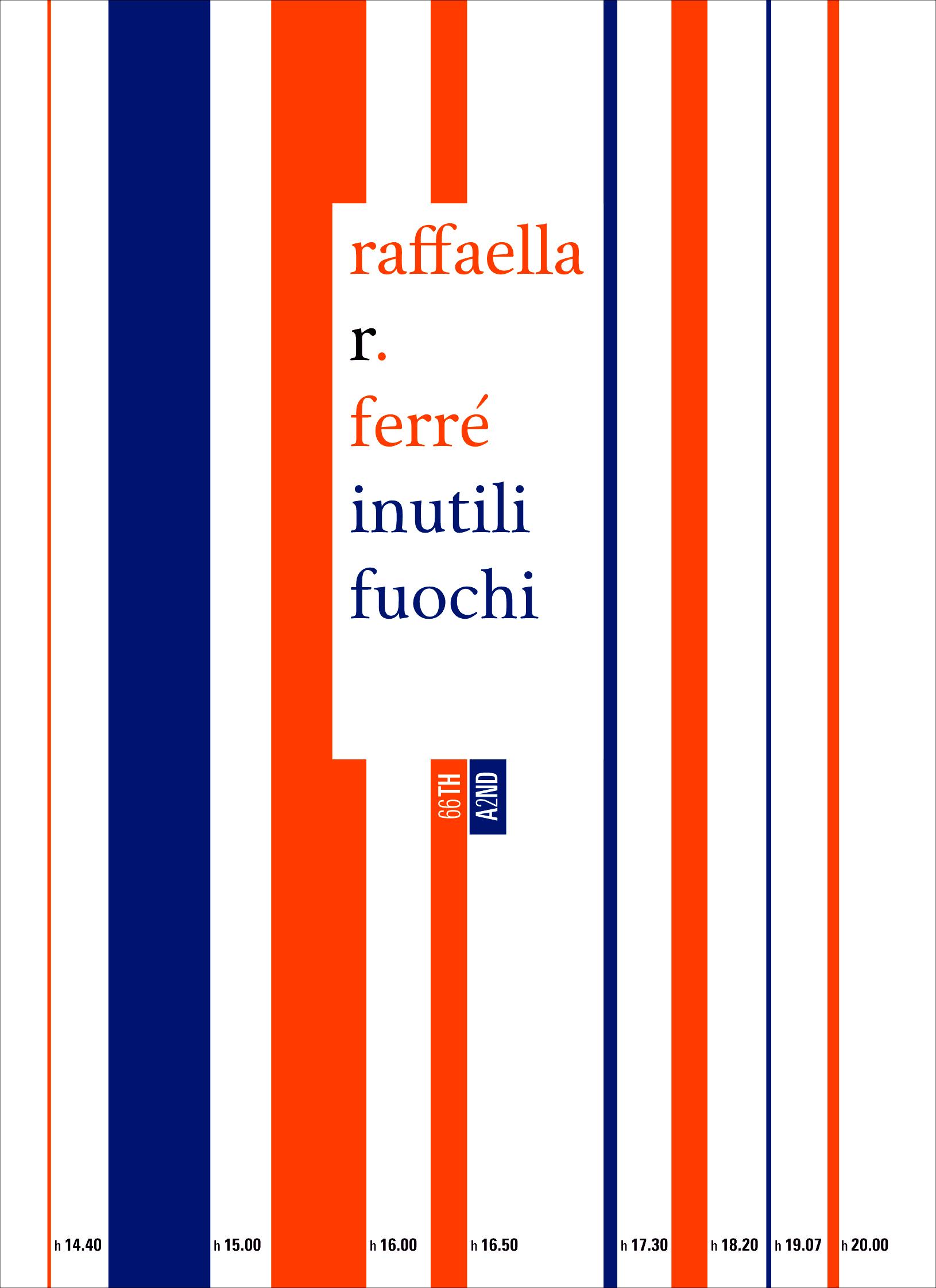 Inutili Fuochi, romanzo, in libreria